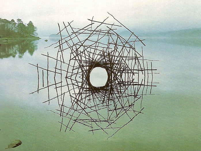 Andy Goldsworthy Lake District